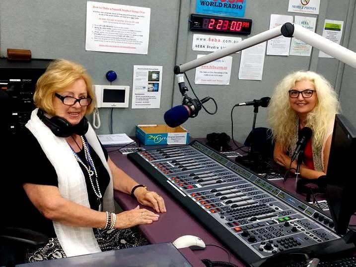 Diane & Vesna - The Voice of Serbs